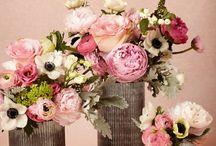 Wedding theme: pinks