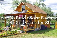 off grid house
