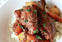 Braise/Slowcook / Recipes about tender braised food and slow cooker recipes.  / by The Noshery