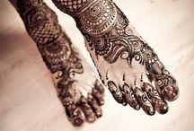 Hennah... / Mendhi Patterns...