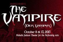 Marschner's The Vampire (Der Vampyr) / New Orleans Opera - Marschner's The Vampire (Der Vampyr) October 11 & 13, 2013