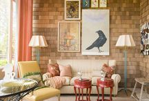 Living Rooms / by Lindsay Watson