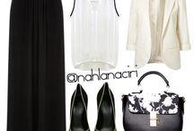 Hijab Outfits Ideas / Hijab Outfit Ideas Find more on www.hijabfashioninspiration.com