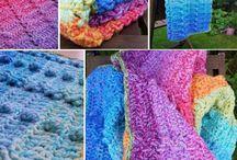 Crochet/knitting etc
