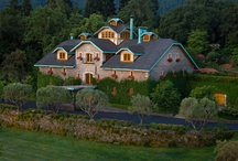 Our Oakville Winery / A glimpse at the slice of Oakville, Napa Valley paradise we call home.
