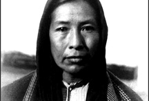 """Quapaw People / The Quapaw (Ugahxpa in their own language) are believed to have migrated from the Ohio River valley after 1200 CE as a result of wars with invading Iroquois from the north. They moved to their historical territory, the area of the confluence of the Arkansas and Mississippi rivers, by the mid-17th century. The state of Arkansas was named after the Quapaw, who were called Akansea or Akansa, """"land of the downriver people"""", by other Native Tribes."""