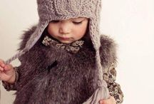 Fashionable children / Inspiration for my little princess wardrobe