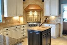 Home-Kitchen / by Michelle Averett