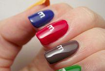 pour des ongles parfait / manicure