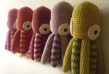 Crochet Toys/Dolls
