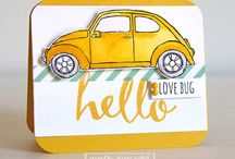 Stampin' Up! - Beautiful Ride / by Kim Miller