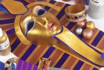 Make or Decorate Masks & Face Casting