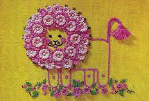 Daisy loom projects