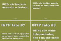 INTP / Tipo de Personalidade INTP dp MBTI: