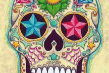 Sugar skulls / Sugar skulls