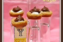 decadent dessertage! / by Eira Braun-Labossiere