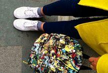 Street Style /  Street Style