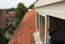 Dakkapel Hilversum / Plaatsing kunststof dakkapel 2.500x1.500 mm. te Hilversum