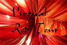 04 Virtual Red Tent / Come in...sit down in our circle. This is a virtual Red Tent to share womens wisdom. Feel free to create  your own pins and share quotes, stories, advice and pictures with us! Also feel free to repin. Let's gather here to share creativity and to honour ourselfes as women. If you want me to add you just comment a pin!
