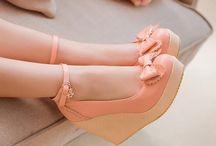 sapatos que quero