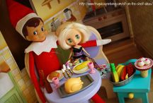 Christmas: Elf On The Shelf