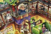 Ghibli!!!!!!!! ;) et autres animes super