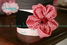 Head Bands and Hair Bows