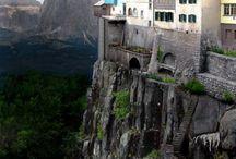 Veni, vidi... (vici) / Wonderful places where I have been to ...