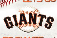 San Francisco / Baseball / by Maurjourie Godfrey