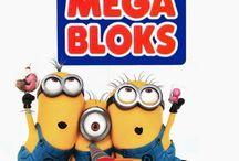 Mega Bloks Announcement!