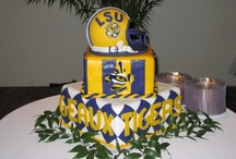 Geaux Tigers / by Angie Ponson
