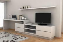 Tv y desk
