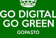 Go Digital  Go Green