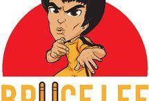 Bruce Lee / Bruce Lee figürleri