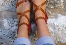 Sandals for summer