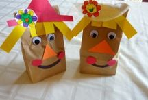 Fall crafts / by Carrie Barnett
