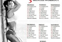 This is a n Amazing workout for 3 months! I'll try it! #GoGuys ✋