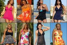 Tankinis | Swim Dresses / Enjoy Some of the Hottest Tankini Bikinis and Swim Dress Fashions