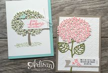 Stampin' Up Thoughtful Branches
