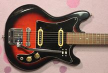 Guitars extraordinaire / Cool guitars and accessories