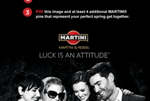 Martini Live Vibrantly This Spring / by Marybeth Mank