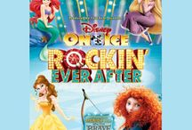 Disney On Ice Giveaway / by Jessi Matthes
