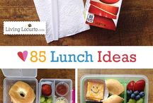 Kids lunch ideas / by Nicole Bacon