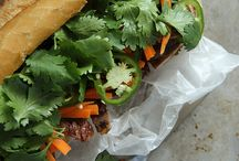 Sandwiches, Wraps, Tacos, Pockets, Etc. / All things food wrapped or between delicious breads