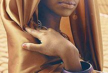 African hijab girls / African hijab is cool and fashionable!!