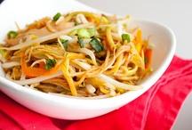 Stir-Frys, Rice and Noodles / by Kelsi Snook