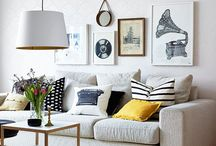 Scandi living room ideas
