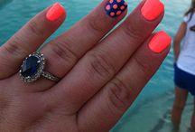 Nails / Beauty / by Heidi Terbrack