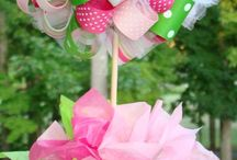 Table Events/Centerpieces/Favors
