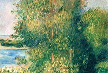 Pierre Auguste Renoir (Paesaggi)